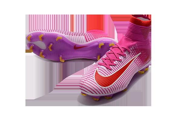 5c8ce8dd Бутсы Nike Mercurial Superfly V FG Розовые в Химках - купить в ...