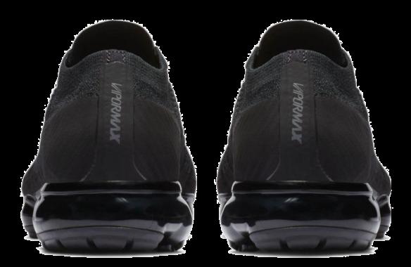 Фото Nike Air VaporMax Flyknit Черные - 3